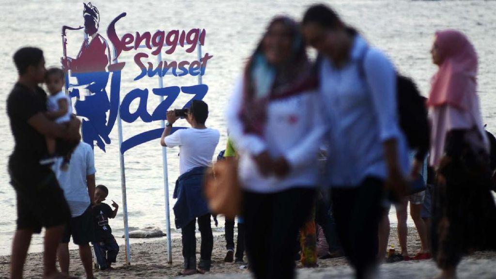 Vina Panduwinta hingga RAN Siap Ramaikan Senggigi Sunset Jazz 2018