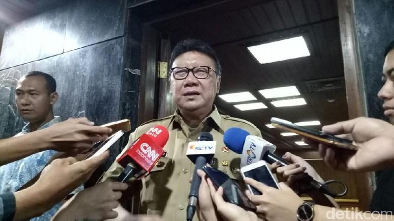 Mendagri Soal Perppu Ormas: Perbedaan di DPR Bukan di Pancasila-nya