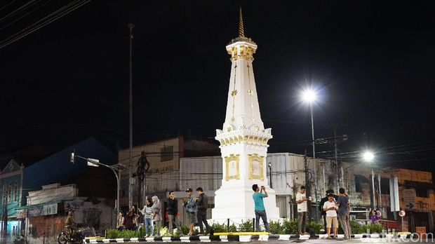 Wisata Malam di Yogya, Ini Tempat-tempatnya