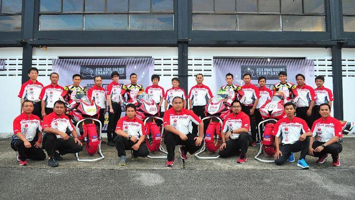 Astra Honda Racing Team (Foto: dok. AHRT)