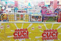 Cuci Gudang Transmart Carrefour Tawarkan Diskon Sampai 70%