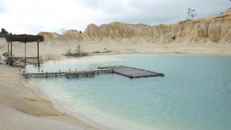 Danau Biru Bintan/ Foto: (faridalubis/dTraveler)