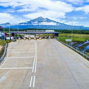 TMJ akan Akomodir UMKM di Rest Area Tol Semarang-Solo