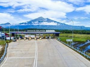 362 Km Tol Trans Jawa akan Beroperasi 2018, Ini Daftarnya