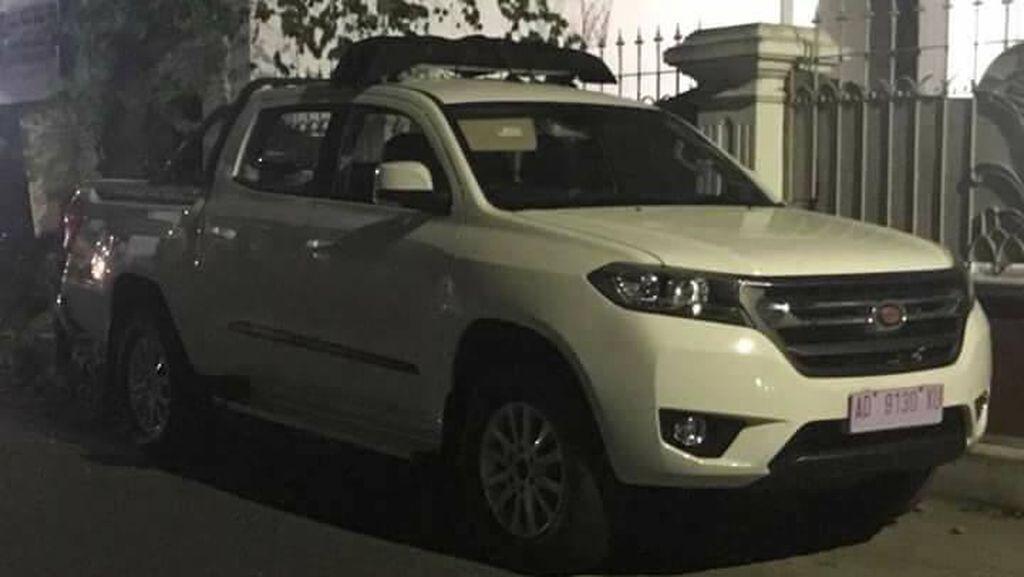 Ini Mobil Pikap Esemka yang Katanya Juga Mirip Mobil China