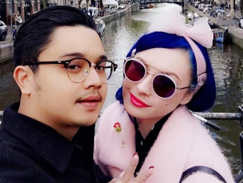 Hidup Derby Romero Lebih Tertata usai Menikah