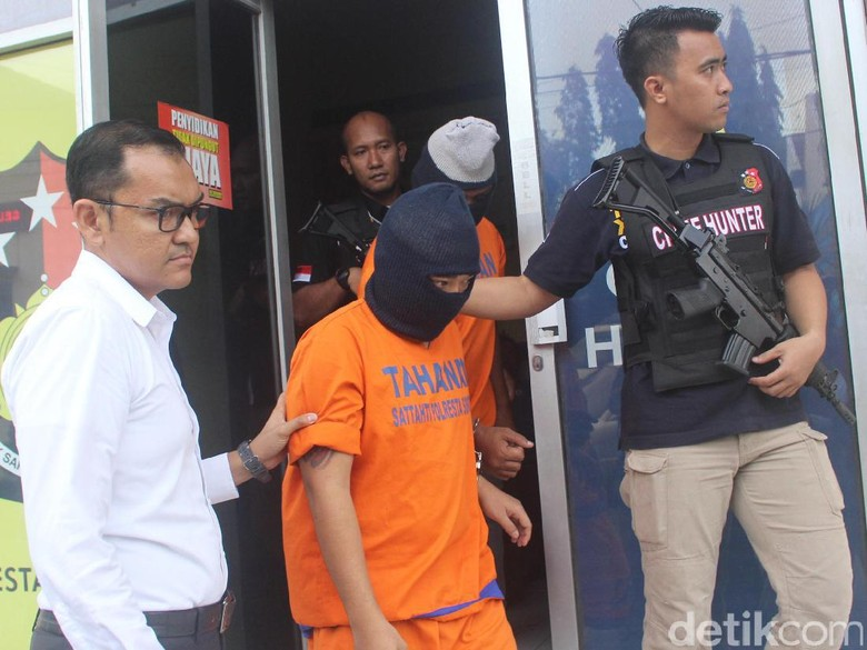 Pelaku Pencurian di Tiga Lokasi dan Penadah Berhasil Dibekuk