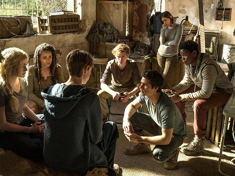 Foto: Maze Runner: The Death Cure (imdb)