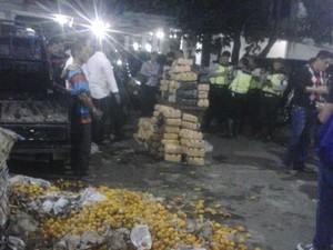 Polisi Tangkap 3 Napi LP Bandung Pengendali Ganja Jeruk
