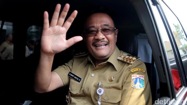 Djarot Saiful Hidayat (Agung Pambudhy/detikTravel)