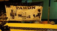 Inilah Gudeg Pawon. Letaknya ada di Jalan Janturan, Kelurahan Warungboto, Kecamatan Umbulharjo, Kota Yogyakarta (Masaul/detikTravel)
