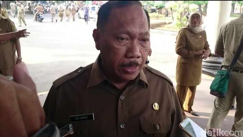 Wali Kota Ditangkap, Pelayanan di Pemkot Cilegon Tetap Normal
