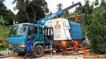 PLN Kirim 7 Genset 500 kW ke Palu dan Donggala