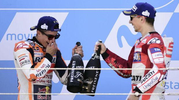 Jorge Lorenzo berharap pihak MotoGP memberi hukuman yang lebih tegas.