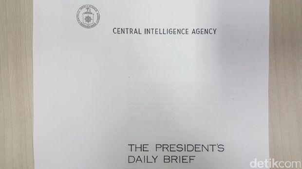 Sebulan Jelang Peristiwa G30S/PKI dalam Pantauan CIA
