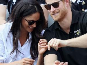 Saat PDKT dengan Meghan Markle, Pangeran Harry Juga Dekat dengan Wanita Lain
