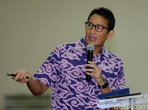 Soal Rapat Paripurna Istimewa, Sandiaga Minta Waktu ke Ketua DPRD