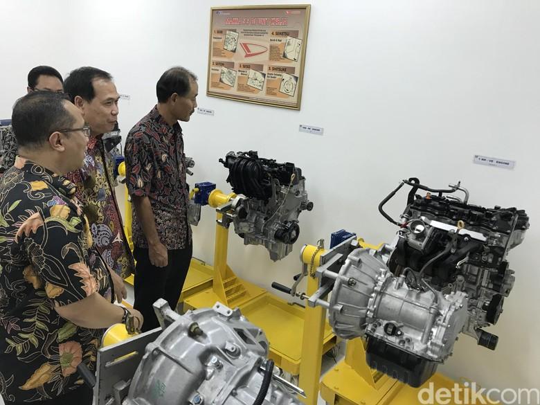 Daihatsu Permantap Pelatihan Teknisi di Kawasan Timur Indonesia (Foto: M Nur Abdurrahman)