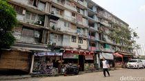 Foto: Pemprov DKI Akan Tertibkan Bangunan Liar di kawasan Rusun