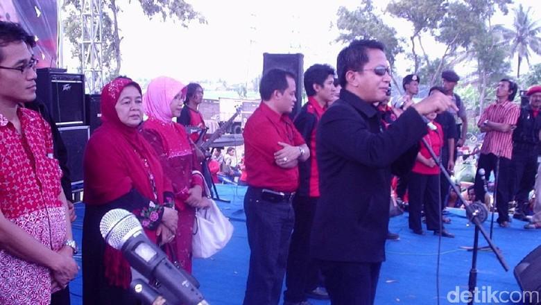 Pernah Dukung Bos nikahsirri.com di Pilbup Banyumas, PDIP Sakit Hati