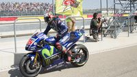 Performa Yamaha Kurang Oke, Vinales Akui Sulit Kejar Marquez
