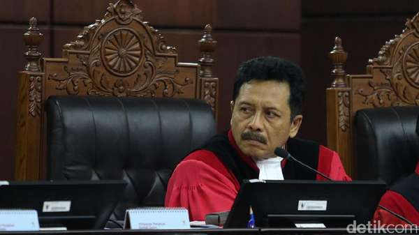 MK Tegur Tim Prabowo karena Merasa Disalahkan soal Jumlah Saksi