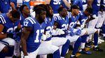 Aksi Berlutut Para Pemain NFL yang Dikecam Trump