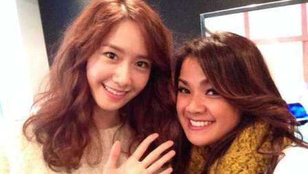 Tak Cuma Tatjana Saphira, Ini Momen Foto Bareng Bintang K-Pop