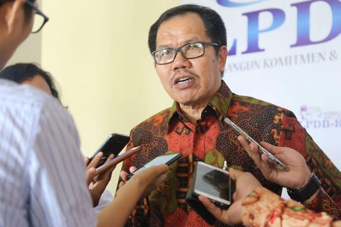 Direktur Utama LPDB-KUMKM, Braman Setyo (Dok. LPDB-KUMKM)