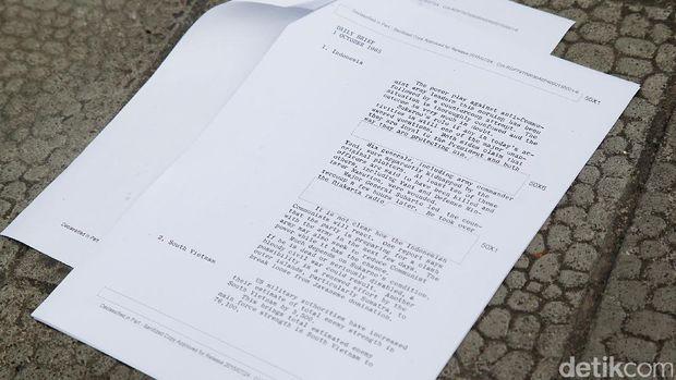 Dokumen CIA Ungkap Konflik Sukarno VS Soeharto
