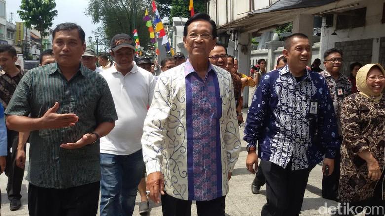 Sultan HB X Akan Jabat Plt Gubernur DIY Selama 6 Hari