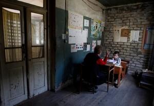 Foto : Sekolah yang Punya Satu Murid Saja