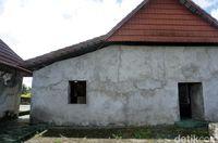 Bangunan rumah tambahan di atas benteng (Wahyu/detikTravel)