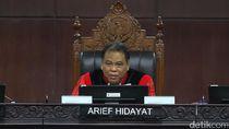 Hakim MK di Sidang Gugatan UU MD3: Anggota DPR Amerika Bisa Seumur Hidup