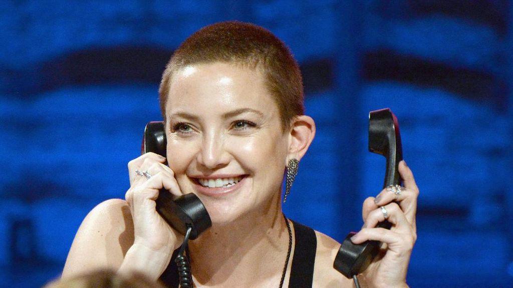 Kate Hudson Potong Rambut Cepak: Anak-anakku Tidak Peduli