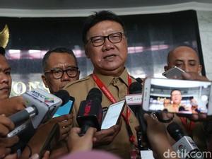 Tak Hadiri Rapat Perppu Ormas di DPR, Tjahjo Minta Maaf