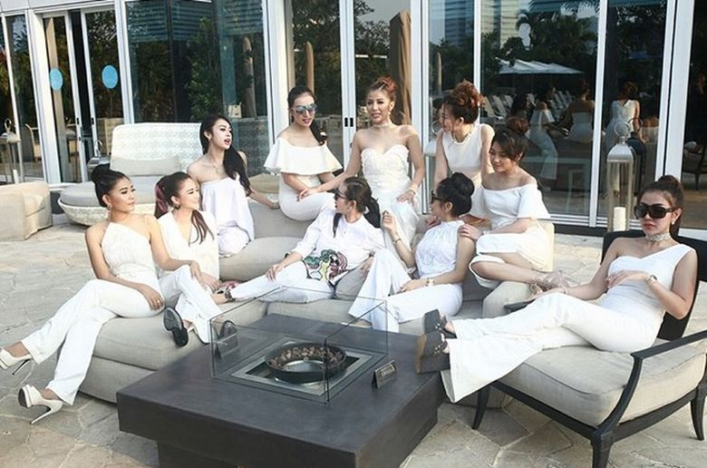 Setelah ramainya Girl Squad, tiba-tiba saja muncul geng tandingan yakni Perfect. (Dok. Instagram)