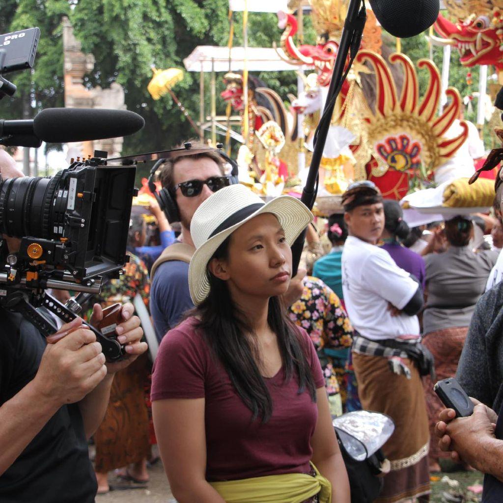 Livi Zheng Disebut Tak Mungkin Tembus Amerika karena Asia dan Perempuan