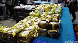 BNN: Tiap Bulan 40 Kg Sabu Masuk Sulteng
