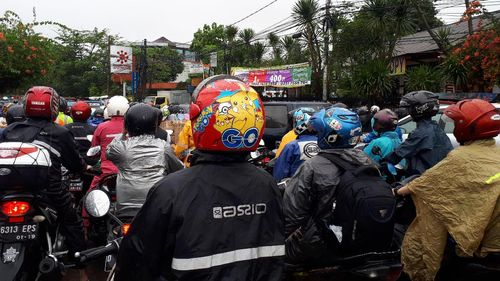 Duh, Motor Bakal Dibatasi di Jalan Raya