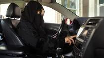 Reaksi Negatif Pria Arab Saudi untuk Wanita yang Boleh Mengemudi
