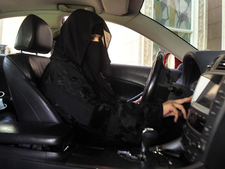 Gerbang Kesetaraan Perempuan Arab Saudi