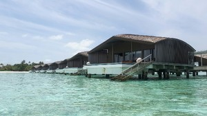 Foto: Tempat Honeymoon Mewah Raisa dan Hamish Daud di Maldives