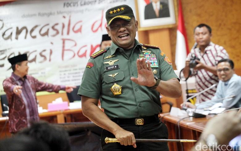 Gatot Nurmantyo: Prabowo Ajak Saya Gabung Gerindra