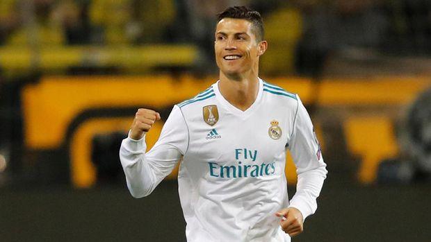 Cristiano Ronaldo selalu tampil konsisten sejak datang ke Real Madrid pada 2009 lalu.
