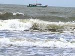 Diguyur Hujan Lebat, Talud di Teluk Ambon Roboh