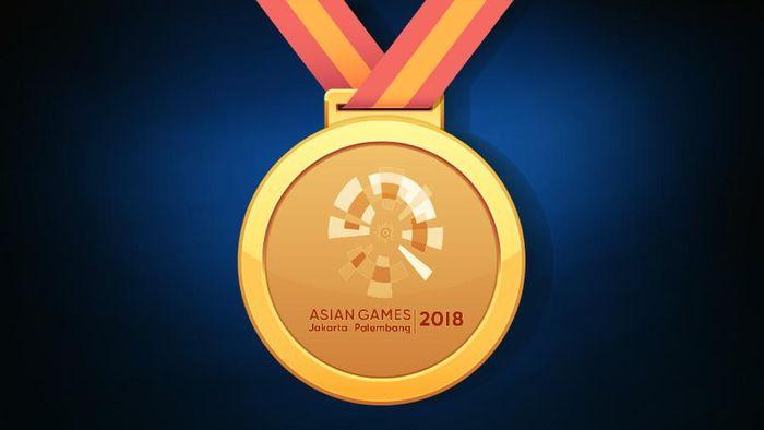 Asian Games 2018 bakal menyediakan 462 emas untuk diperebutkan. Indonesia dapat berapa? (Infografis Detiksport)