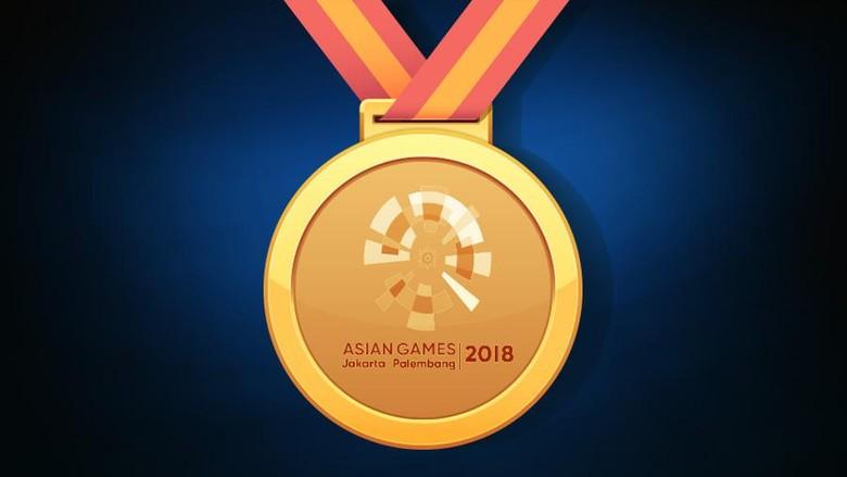 Ada 462 Emas, Indonesia Dapat Berapa di Asian Games 2018?