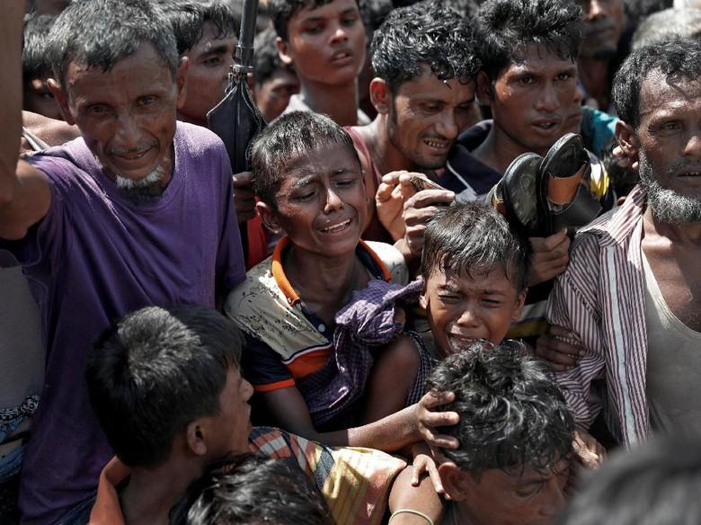 Myanmar Siap Terima Pengungsi Rohingya yang Kembali dari Bangladesh