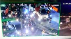 Sebuah terobosan unik untuk meningkatkan keselamatan lalu lintas diterapkan di Bandung. Pemotor yang kedapatan merokok, bisa langung ditegur.